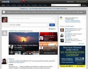 Regis University CPS LinkedIn Advertising
